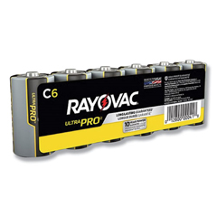 RAYALC - Rayovac® Industrial PLUS Alkaline Batteries