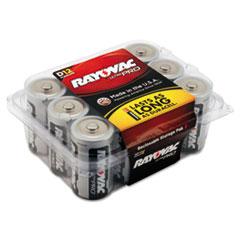 RAYALD12F - Rayovac® Ultra Pro™ Alkaline Batteries