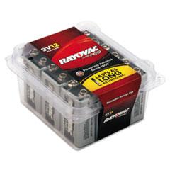 RAYALV12F - Rayovac® Ultra Pro™ Alkaline Batteries