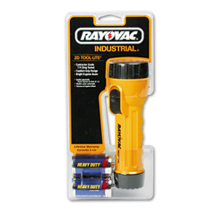 RAYI2DB - Rayovac® Industrial Tough Flashlight