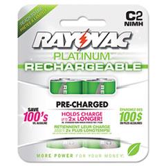 RAYPL7142GENB - Rayovac® Recharge Plus NiMH Batteries