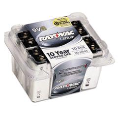 RAYR9VL8 - Rayovac® Lithium Batteries
