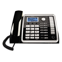 RCA25260 - RCA® ViSYS™ Two-Line Corded/Cordless Expandable Phone System