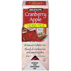 BFVRCB004001 - BigelowCranberry Apple Tea