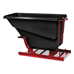 RCP1054BLA - Rubbermaid® Commercial Self-Dumping Hopper