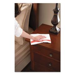 RCP1805727 - Rubbermaid® Commercial HYGEN™ HYGEN™ Sanitizer-Safe Foodservice Microfiber Cloths