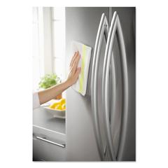 RCP1805729 - Rubbermaid® Commercial HYGEN™ HYGEN™ Sanitizer-Safe Foodservice Microfiber Cloths