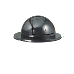 RCP1855BLA - Domed Drum Lid