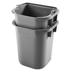 RCP1857391 - Rubbermaid® Commercial Executive Heavy Duty Pail