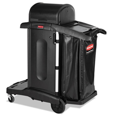 RCP1861427 - Rubbermaid® Commercial Executive High Security Janitorial Cleaning Cart