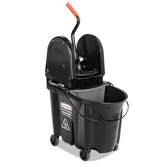 RCP1863898 - Executive WaveBrake™ Down-Press Mop Bucket
