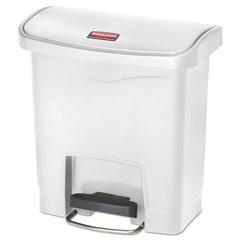 RCP1883554 - Rubbermaid® Commercial Slim Jim® Resin Step-On Container
