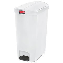 RCP1883558 - Rubbermaid® Commercial Slim Jim® Resin Step-On Container