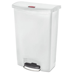 RCP1883561 - Rubbermaid® Commercial Slim Jim® Resin Step-On Container