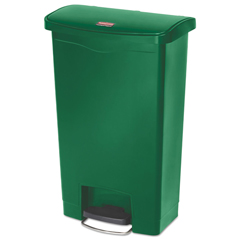 RCP1883584 - Rubbermaid® Commercial Slim Jim® Resin Step-On Container