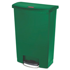RCP1883588 - Rubbermaid® Commercial Slim Jim® Resin Step-On Container