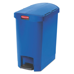 RCP1883592 - Rubbermaid® Commercial Slim Jim® Resin Step-On Container