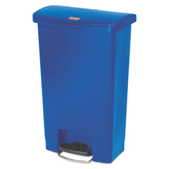 RCP1883593 - Rubbermaid® Commercial Slim Jim® Resin Step-On Container