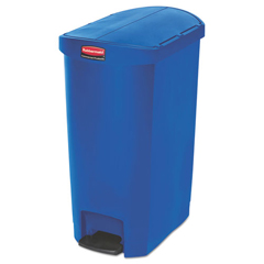RCP1883594 - Rubbermaid® Commercial Slim Jim® Resin Step-On Container