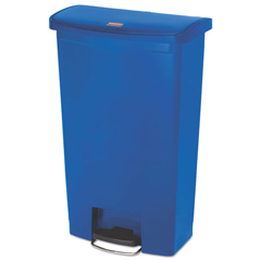 RCP1883595 - Rubbermaid® Commercial Slim Jim® Resin Step-On Container