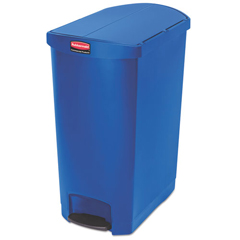 RCP1883598 - Rubbermaid® Commercial Slim Jim® Resin Step-On Container