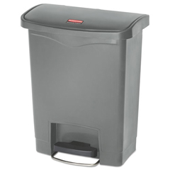 RCP1883600 - Rubbermaid® Commercial Slim Jim® Resin Step-On Container