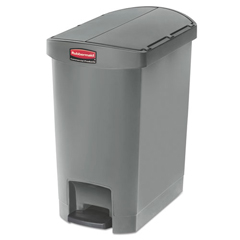 RCP1883601 - Rubbermaid® Commercial Slim Jim® Resin Step-On Container