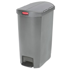 RCP1883603 - Rubbermaid® Commercial Slim Jim® Resin Step-On Container