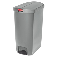 RCP1883605 - Rubbermaid® Commercial Slim Jim® Resin Step-On Container