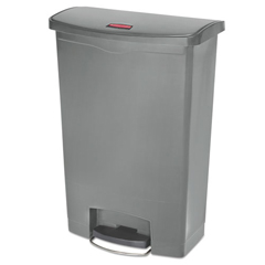RCP1883606 - Rubbermaid® Commercial Slim Jim® Resin Step-On Container