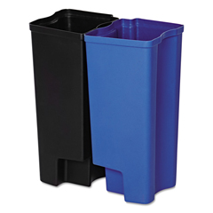 RCP1902007 - Rubbermaid® Commercial Rigid Liner for Step-On Waste Container