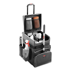 RCP1902466 - Rubbermaid® Commercial Executive Quick Cart