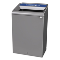 RCP1961629 - Rubbermaid® Commercial Configure™ Indoor Recycling Waste Receptacle