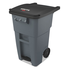 RCP1971956 - Rubbermaid® Commercial Brute Step-On Rollouts