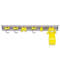 RCP199300GY - Rubbermaid® Commercial Closet Organizer/Tool Holder Kit