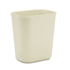 RCP254100BG - Rubbermaid® Commercial Fiberglass Wastebasket