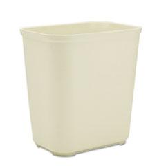 RCP254300BG - Rubbermaid® Commercial Fiberglass Wastebasket