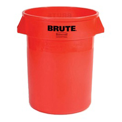 RCP2620RED - Brute® Round Containers, Red