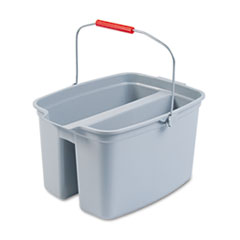 RCP262888GY - Rubbermaid® Commercial Double Utility Pail