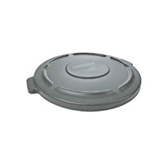 RCP263100GY - Rubbermaid® Commercial Round Brute® Lid