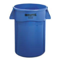 RCP264360BE - Rubbermaid® Commercial Vented Round Brute® Container