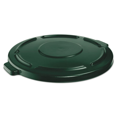 RCP264560DGR - Rubbermaid® Commercial Vented Round Brute® Lid