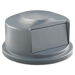 RCP2647-88GRA - Round Brute® Dome Top