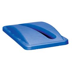 RCP2703-88BLU - Slim Jim® Paper Recycling Top
