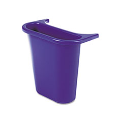 RCP295073BE - Rubbermaid® Commercial Wastebasket Recycling Side Bin