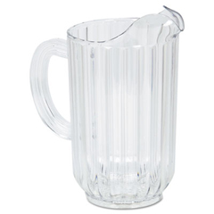 RCP3335CLE - Bouncer® Plastic Pitcher