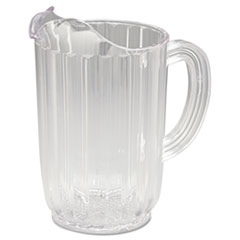 RCP3336CLE - Bouncer® Plastic Pitcher