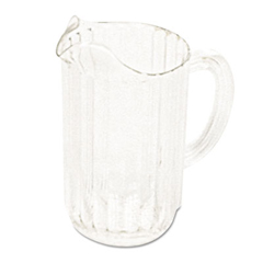 RCP3337CLE - Bouncer® Plastic Pitcher