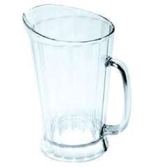 RCP3339CLE - Bouncer® Plastic Pitcher