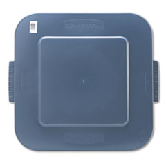 RCP353900GY - Rubbermaid® Commercial Square Brute® Lid
